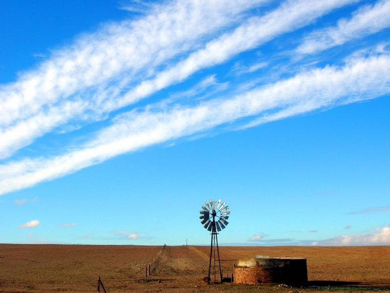 Vulnerability of rural communities to climate change in South Africa