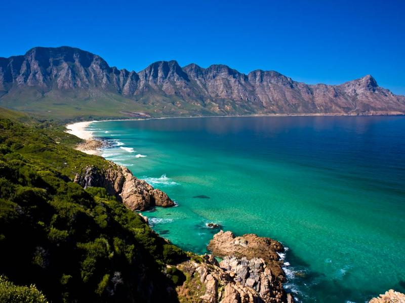 Development of marine and coastal spatial plans and socio-economic assessments for the Kogelberg Biosphere Reserve and Garden Route Initiative.