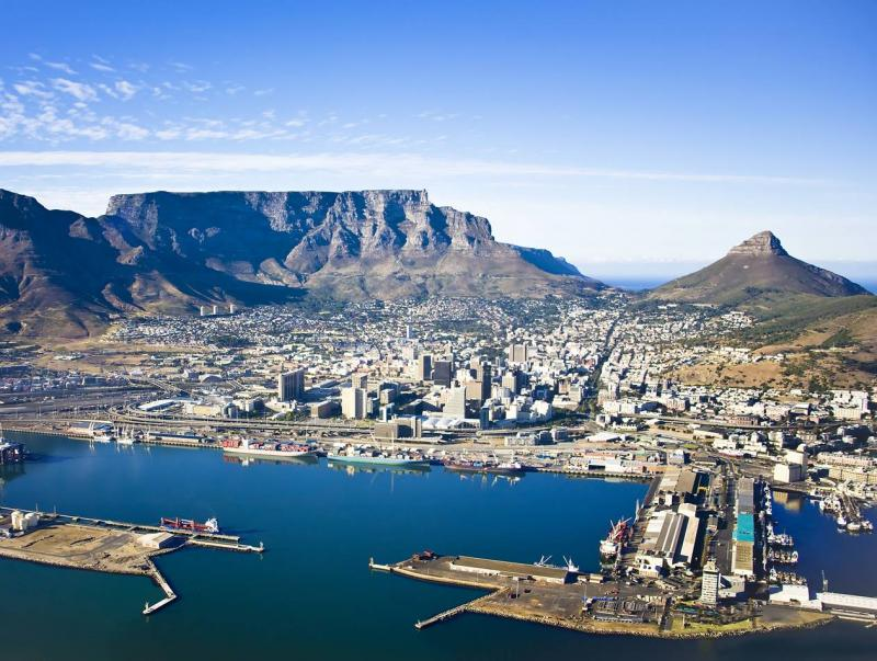 Assessment of the ecological significance and sensitivity of the Port of Cape Town and surrounding areas.