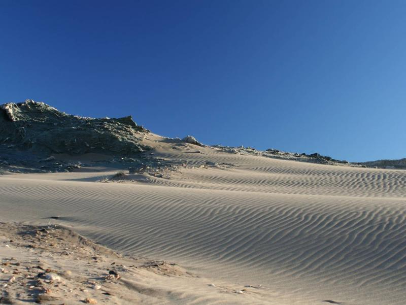 Climate change vulnerability assessment for Namibia's protected area system