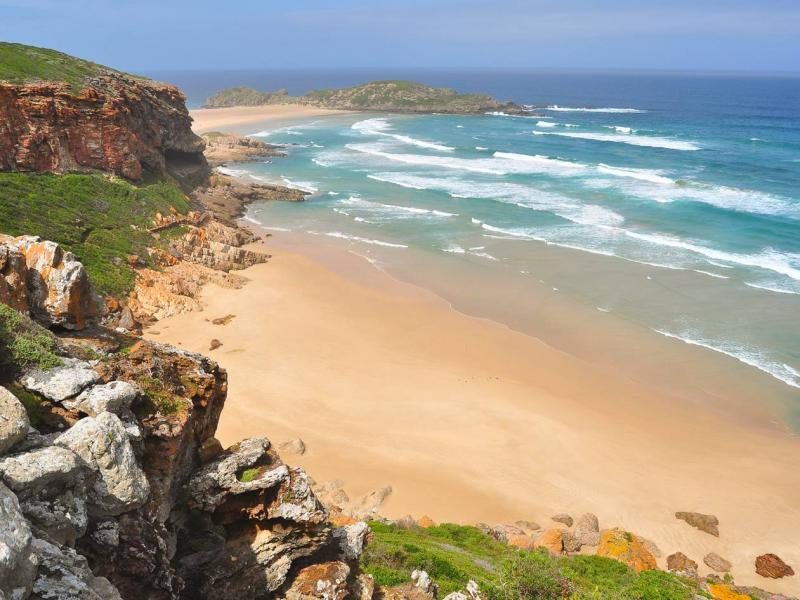 Rezoning and realignment of borders for Betty's Bay, Goukamma and Robberg marine protected areas in South Africa.