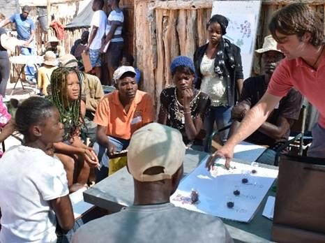 Towards a system of Payments-for-Ecosystem Services in Namibia's Communal Conservancies